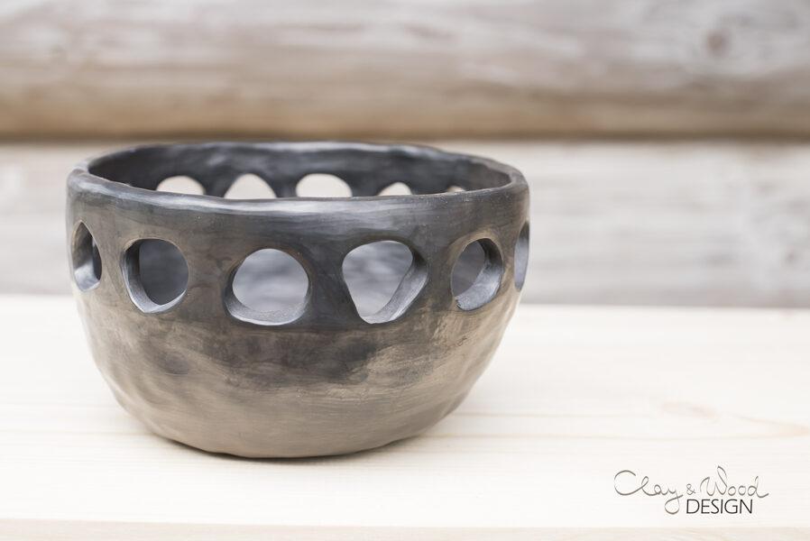 Keramikk skål - bolle