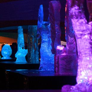 Ledus skulptūras 2016